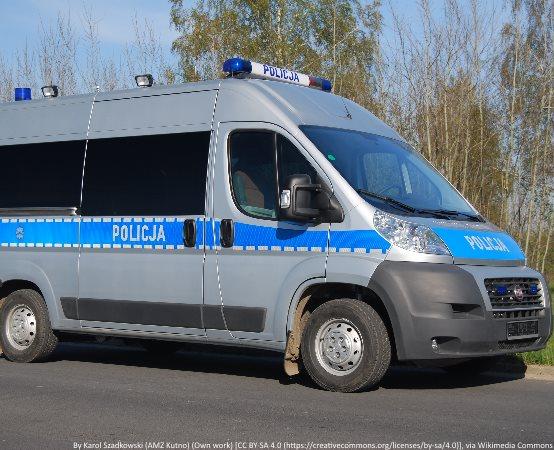 Policja Ostrów Wlkp.: Obywatelskie ujęcie