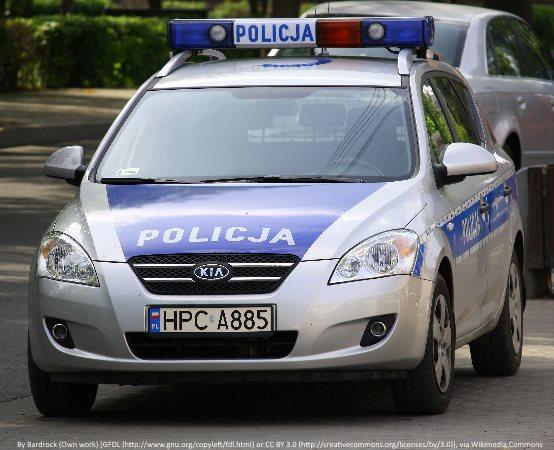 Policja Ostrów Wlkp.: 22-latek stracił prawo jazdy- miał na liczniku 120km/h.