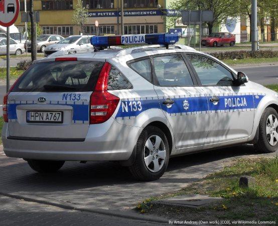 Policja Ostrów Wlkp.: Dzielnicowi uczyli dzieci bezpiecznej drogi do szkoły